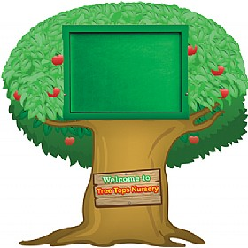 WeatherShield Nursery / Primary Welcome Sign - Tree £423 - Display/Presentation