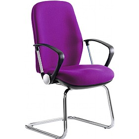 Re-Act Deluxe High Back Visitor Chair £182 - Office Chairs