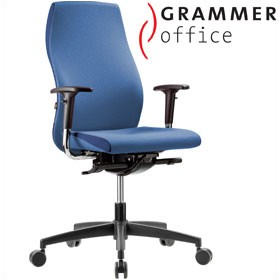 Grammer Office Solution Microfibre High Back Operator Chair £292 - Office Chairs