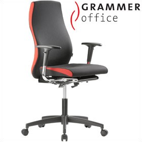 Grammer Office Solution Fabric Executive Chair £468 - Office Chairs