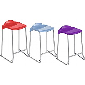 WSM Skid Base Stool £0 - Education Furniture