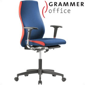 Grammer Office Solution Microfibre Executive Chair £515 - Office Chairs