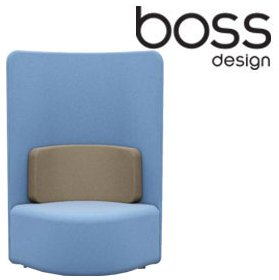 Boss Design Shuffle Acoustic Seating £885 - Office Chairs