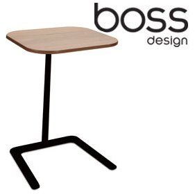 Boss Design Flamingo Laptop Veneer Table £377 - Computer Desks