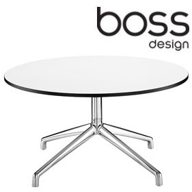 Boss Design Kruze Round Coffee Table £406 - Reception Furniture