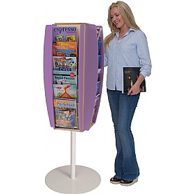 Freestanding Colourama Leaflet Dispenser £227 - Display/Presentation