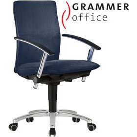 Grammer Office Tiger UP Medium Back Fabric Task Chair £375 - Office Chairs