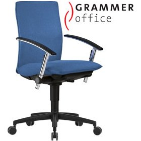 Grammer Office Tiger UP Medium Back Microfibre Task Chair £422 - Office Chairs
