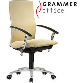 Grammer Office Tiger UP High Back Microfibre Task Chair £460 - Office Chairs