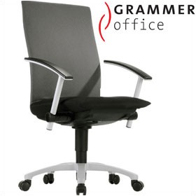 Grammer Office Tiger UP High Back Fabric Task Chair £432 - Office Chairs