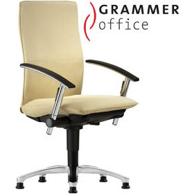 Grammer Office Tiger UP High Back Microfibre Swivel Conference Chair £457 - Office Chairs