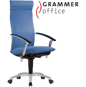 grammer office tiger up fabric executive chair 808 office chairs