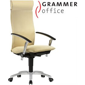 Grammer Office Tiger UP Microfibre Executive Chair £895 - Office Chairs