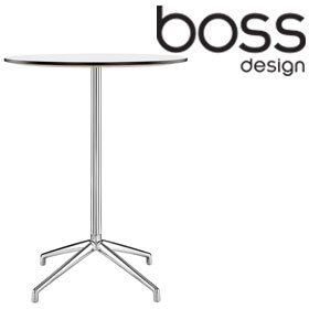 Boss Design Kruze High Poseur Table £520 - Bistro Furniture