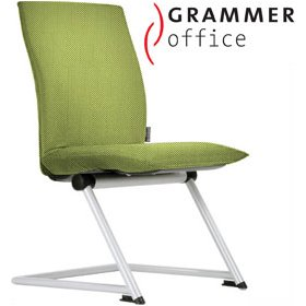 Grammer Office Tiger UP Medium Back Textile Mesh Conference Chair £435 - Office Chairs