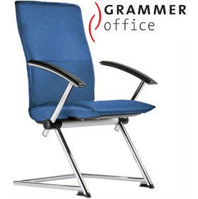 Grammer Office Tiger UP High Back Microfibre Conference Chair £482 - Office Chairs