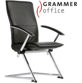 Grammer Office Tiger UP High Back Leather Conference Chair £455 - Office Chairs