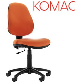 Komac DOT2 High Back Anti-Tamper Operator Chair £121 - Office Chairs