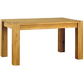 Medara Solid Wood Dining Table £238 - Home Office Furniture
