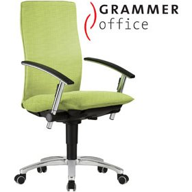 Grammer Office Tiger UP High Back Textile Mesh Task Chair £474 - Office Chairs
