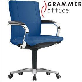 Grammer Office Leo II Fabric Executive Chair £651 - Office Chairs