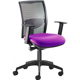 Fresh Mesh Back Task Chair £252 - Office Chairs