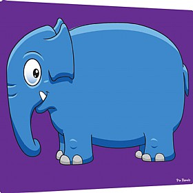 Pin Panelz Primary Graphics Elephant Noticeboards £56 - Display/Presentation
