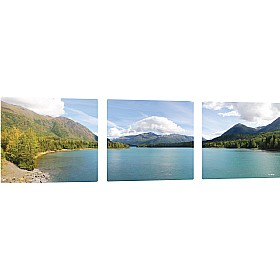 Pin Panelz Panoramic Loch Noticeboards £168 - Display/Presentation
