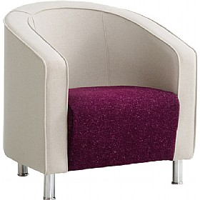 Grosvenor Tub Chair £558 - Reception Furniture