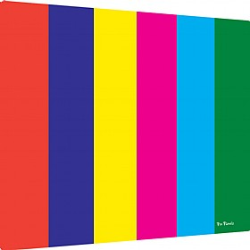 Pin Panelz Stripes Noticeboards £56 - Display/Presentation