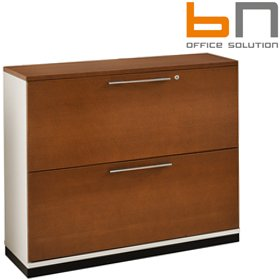 BN SQart Managerial Veneer Drawer Cabinets £885 - Office Desks