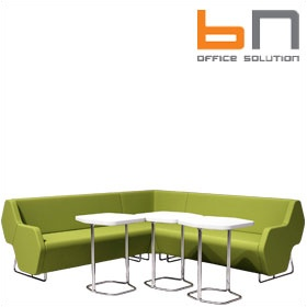 BN Hexa Low Back Seating Modules £557 - Reception Furniture