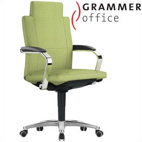 Grammer Office Leo II Textile Mesh Executive Chair £694 - Office Chairs