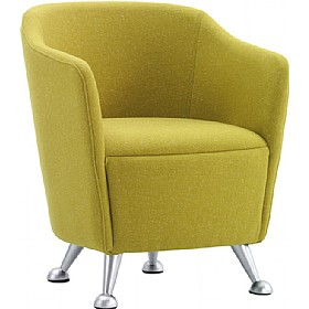 Solace Tub Chair £384 - Reception Furniture