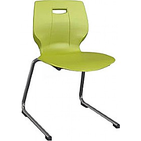 Geo Reverse Cantilever Classroom Chairs £0 - Education Furniture