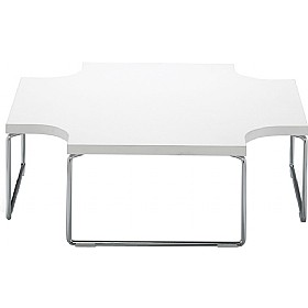Touch Modular 4 Star Table £308 - Reception Furniture