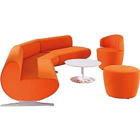 O'cee Modular Reception Seating £819 - Reception Furniture
