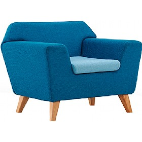 Stretch Armchair £881 - Reception Furniture