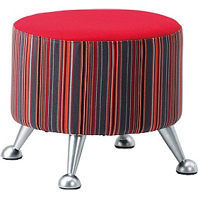 Dot Stool With Legs £177 - Reception Furniture