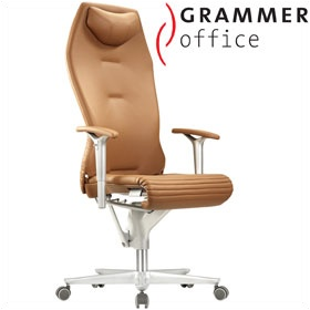 Grammer Office Galileo Leather Executive Chair £1946 - Office Chairs