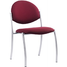 Stella 4 Leg Stackable Conference Chair £124 - Office Chairs