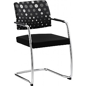 Panache Cantilever Visitor Chair £239 - Office Chairs