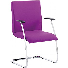 Vogue Cantilever Meeting Chair £264 - Office Chairs