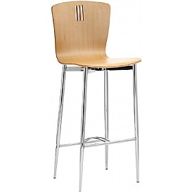 Biscotti Bar Stool £141 - Bistro Furniture