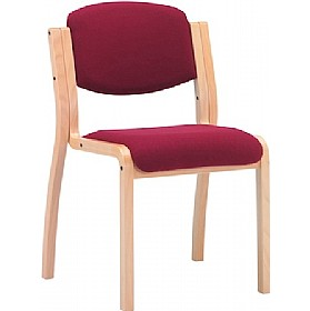 Clio 4 Leg Stacking Chair £164 - Reception Furniture