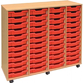 4Store 48 Tray Shallow Storage Unit £0 - Education Furniture