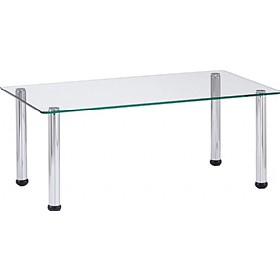 GT Rectangular Coffee Table £227 - Reception Furniture