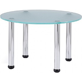 GT Round Coffee Table £339 - Reception Furniture
