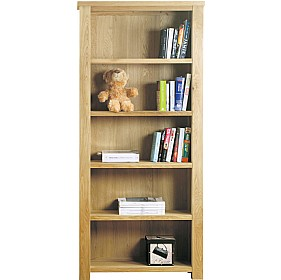 Medara Solid Wood Bookcase £287 - Home Office Furniture