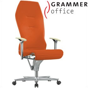 grammer office galileo microfibre executive chair fabric